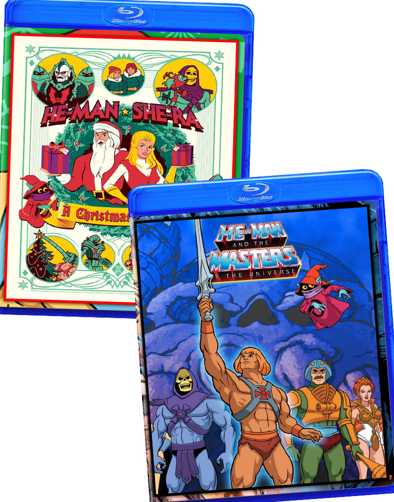 He-Man and the Masters of the Universe - Bundle