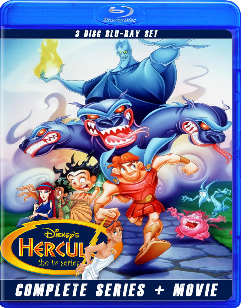 Disney's Hercules: The Animated Series