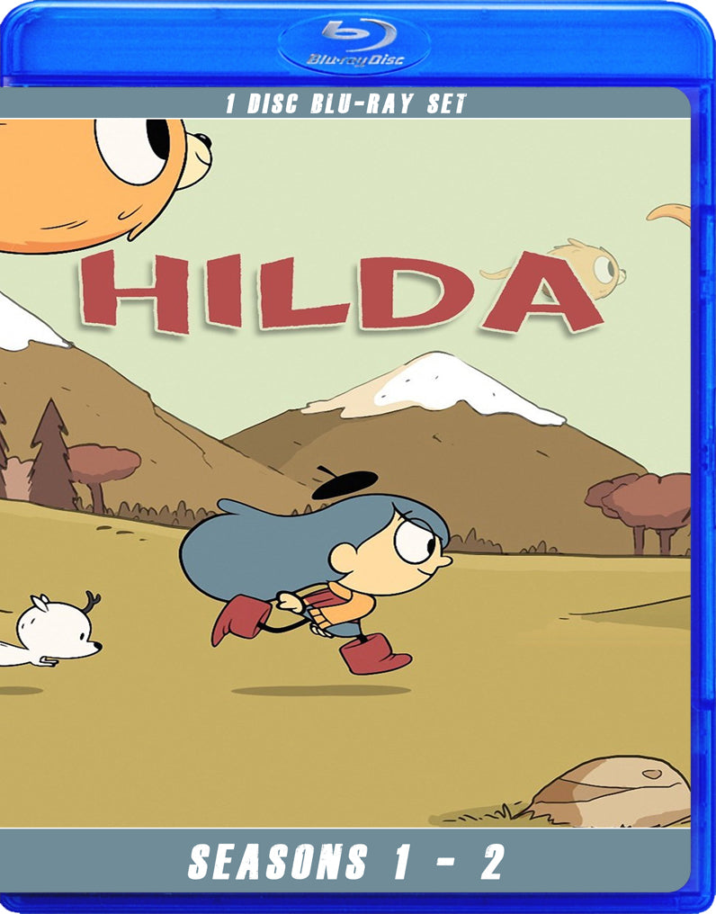 Hilda - Seasons 1-2