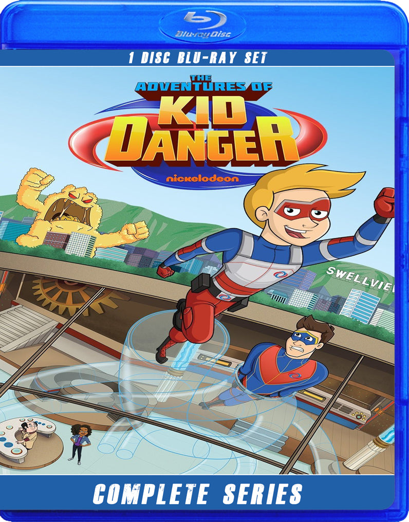 Adventures of Kid Danger, The