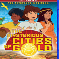 Mysterious Cities of Gold, The - Season 2