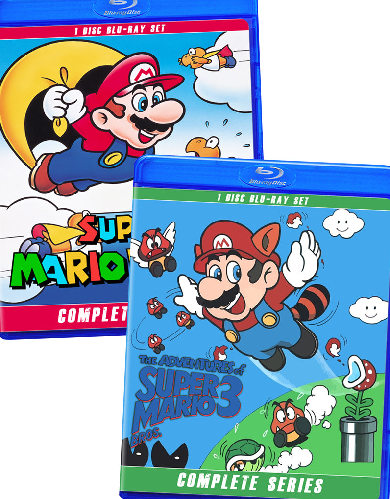 Super Mario Bundle Package