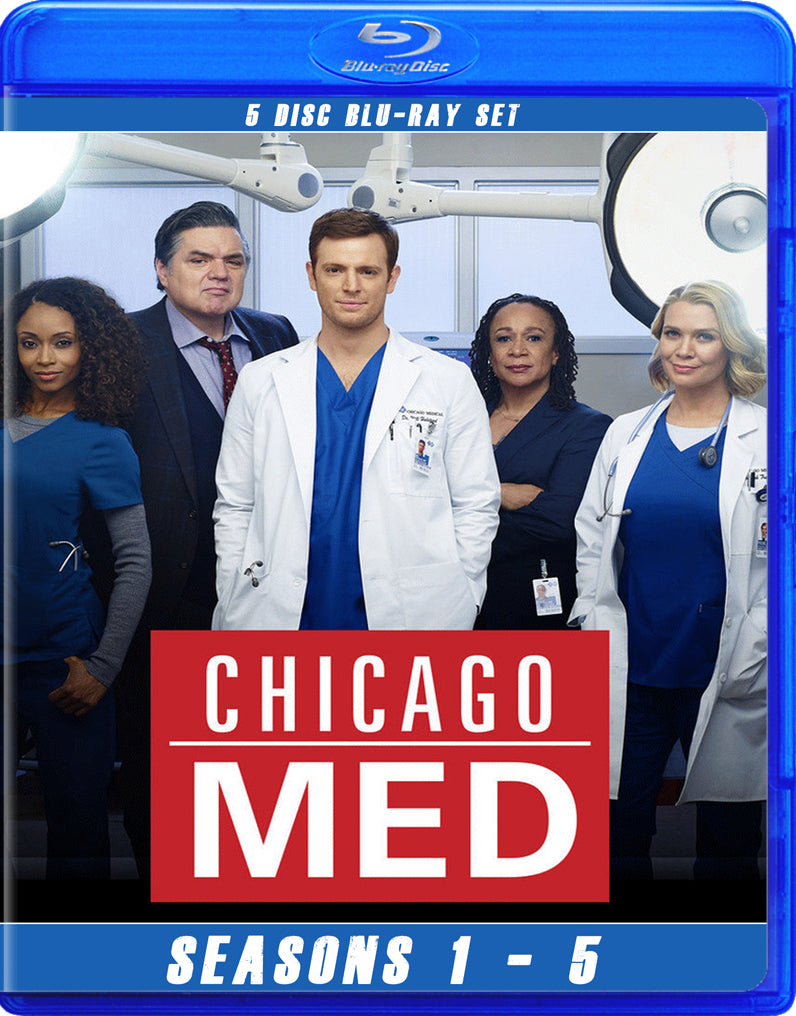 Chicago Med - Seasons 1-5