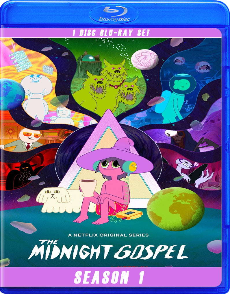 Midnight Gospel, The