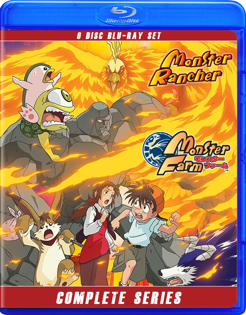 Monster Rancher & Monster Farm