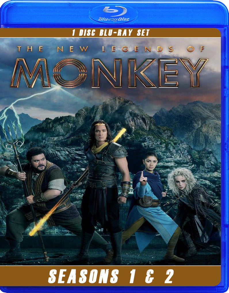 New Legends of Monkey, The - Seasons 1-2