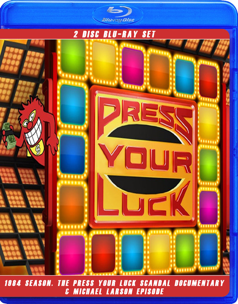 Press Your Luck - 1984 Season with Michael Larson Episode & Documentary