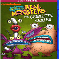 Aaaahh!!!! Real Monsters