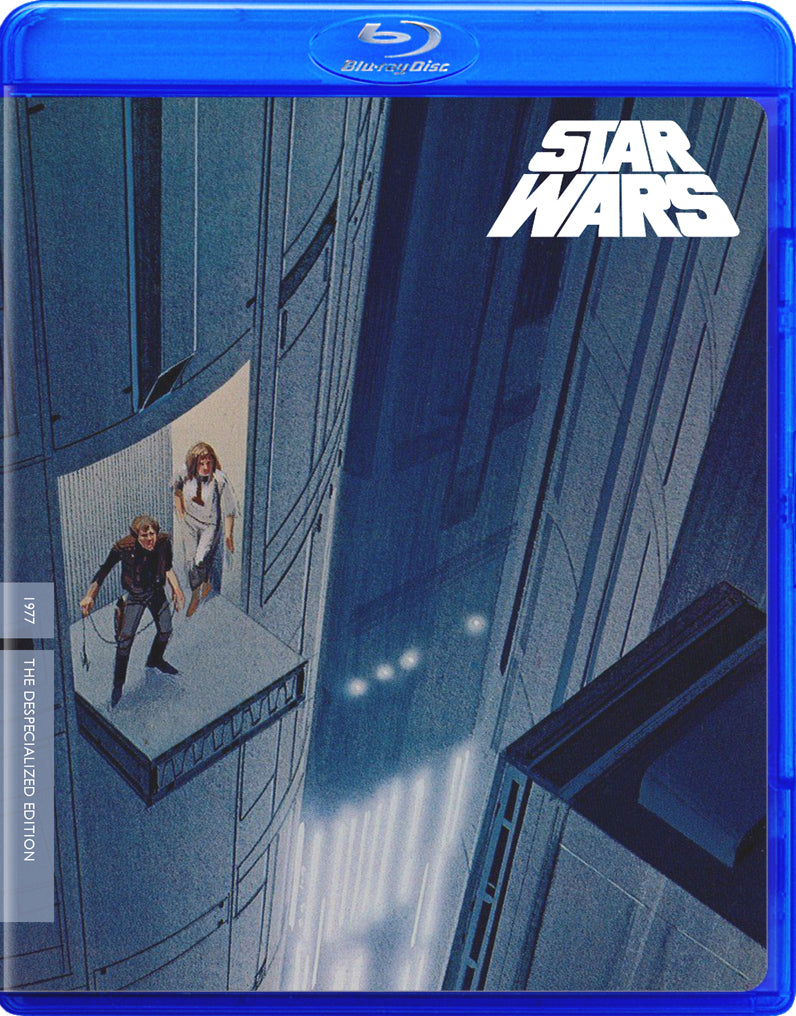 Star Wars: Episode IV - Despecialized Edition v2.7 v2 w/ Special Features & Documentaries