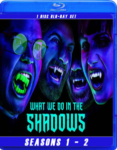 What We Do In The Shadows - Seasons 1-2