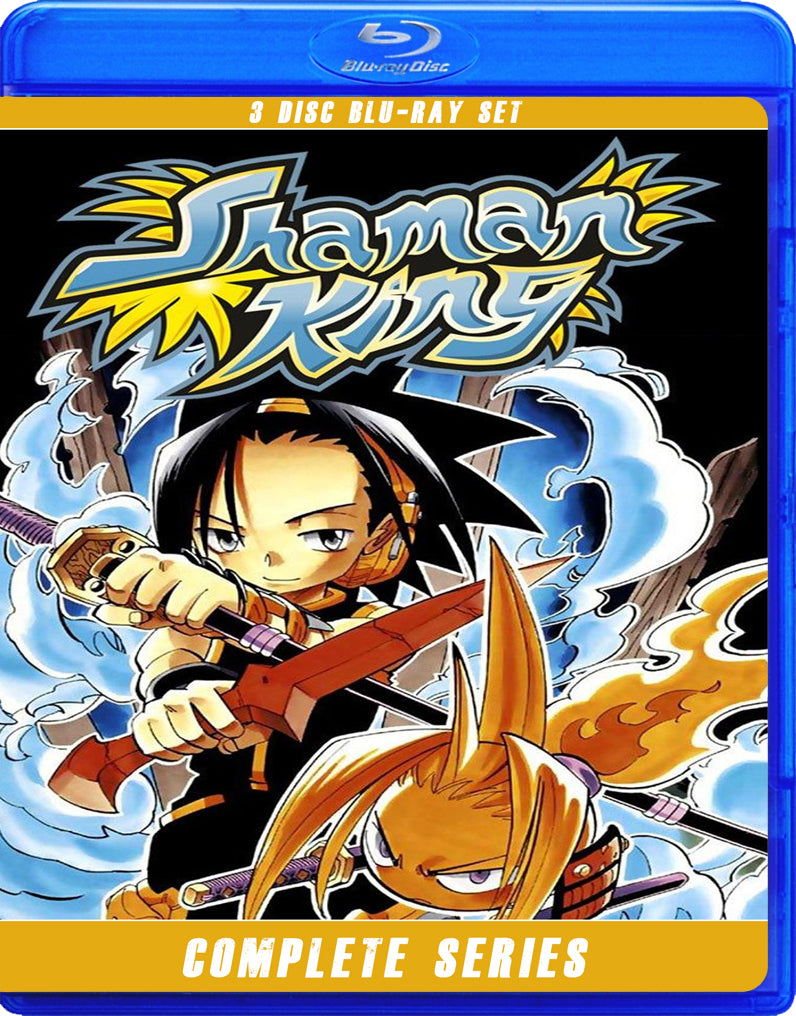 Shaman King ~ Original Version
