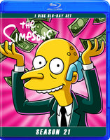 Simpsons, The - Season 21