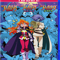 Slayers Complete Collection