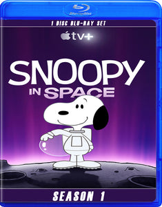 Snoopy In Space - Season 1