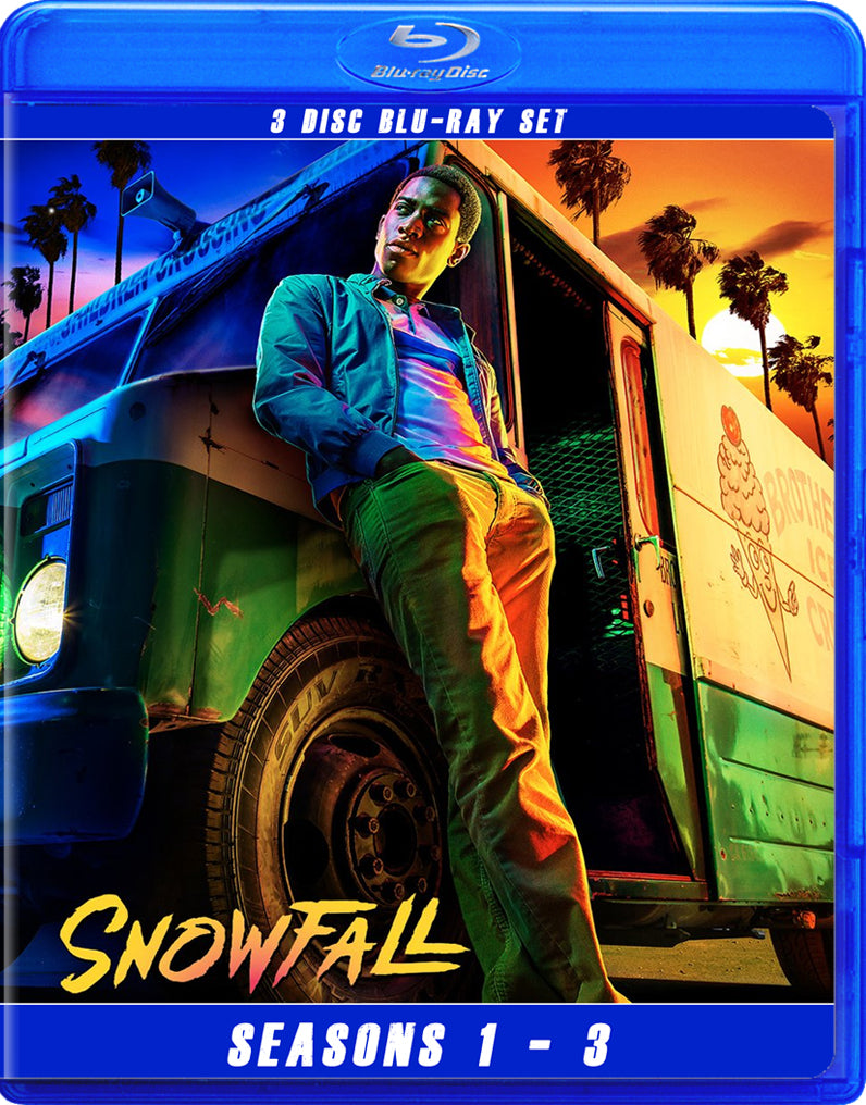Snowfall - Seasons 1-3