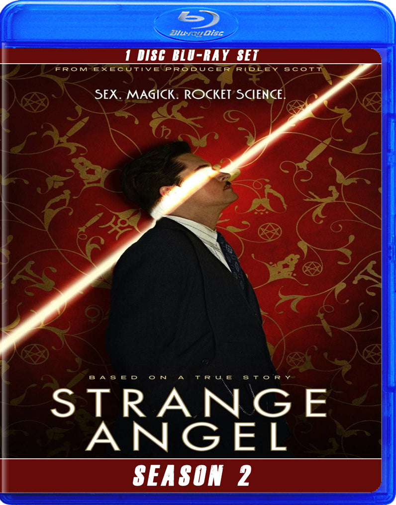 strange angel season 3