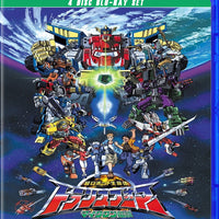 Super Robot Lifeform Transformers: Legends of the Microns