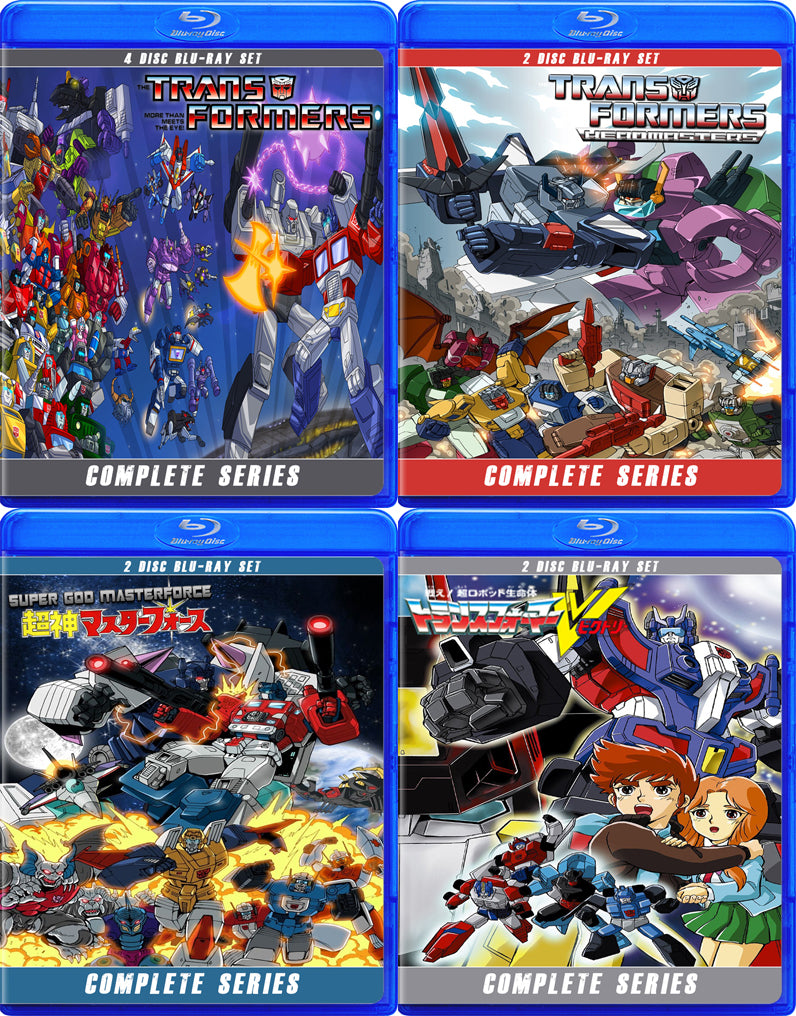 Transformers: Ultimate Package
