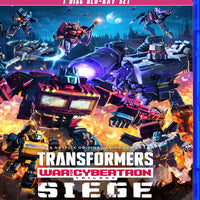 Transformers War for Cybertron Trilogy -- Arc 1 - Seige