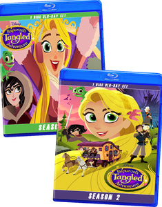 Rapunzel's Tangled Adventure - Seasons 1 & 2