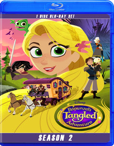 Rapunzel's Tangled Adventure - Season 2