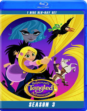 Rapunzel's Tangled Adventure - Season 3