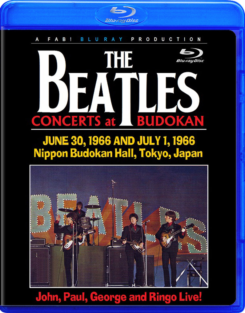 The Beatles - Concerts At Budokan