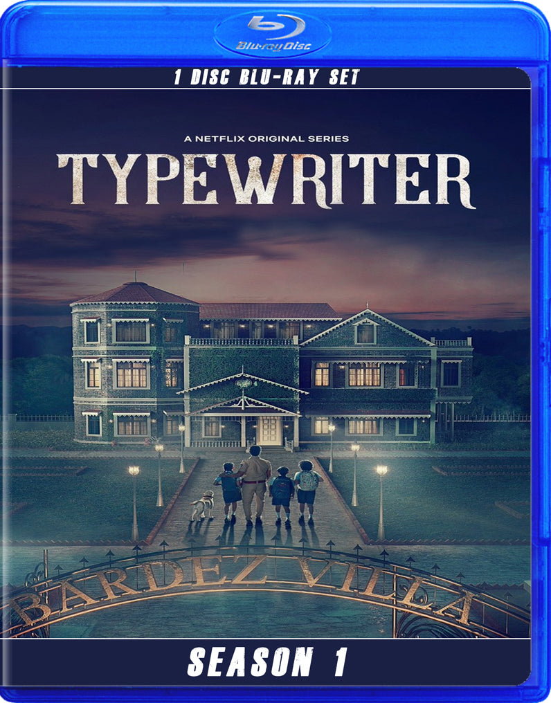 Typewriter - Season 1