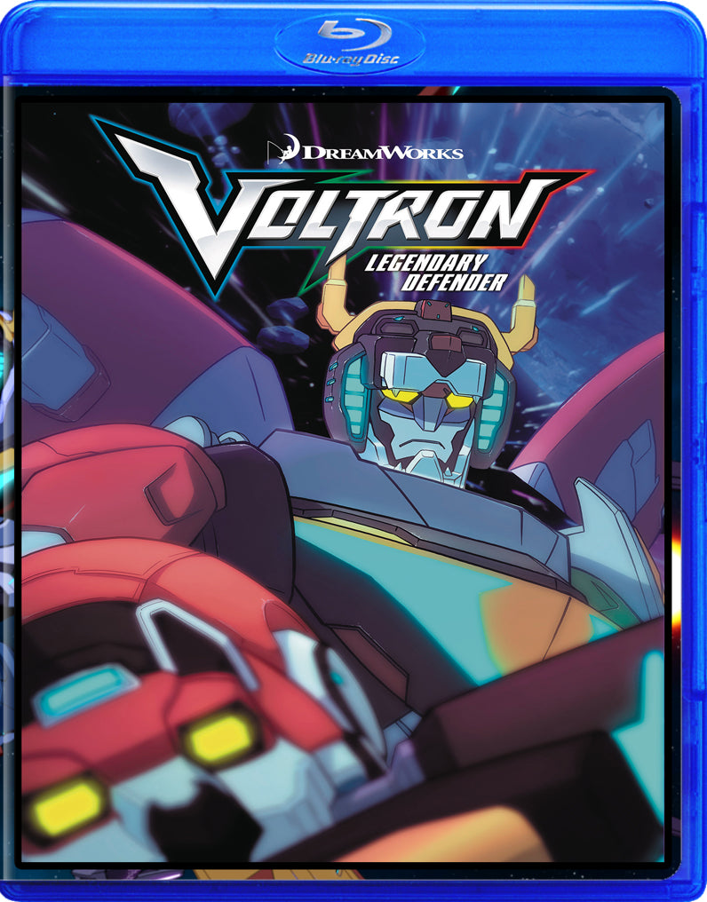 Voltron: Legendary Defender - Complete Series