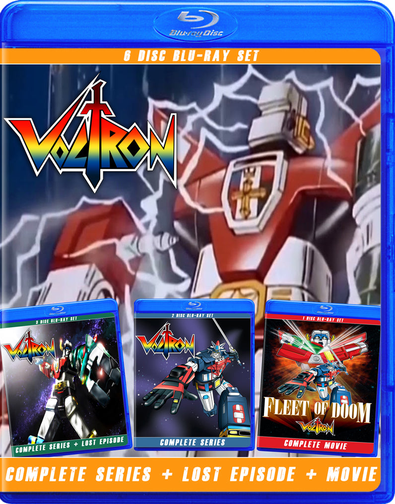 Voltron: Ultimate Collection