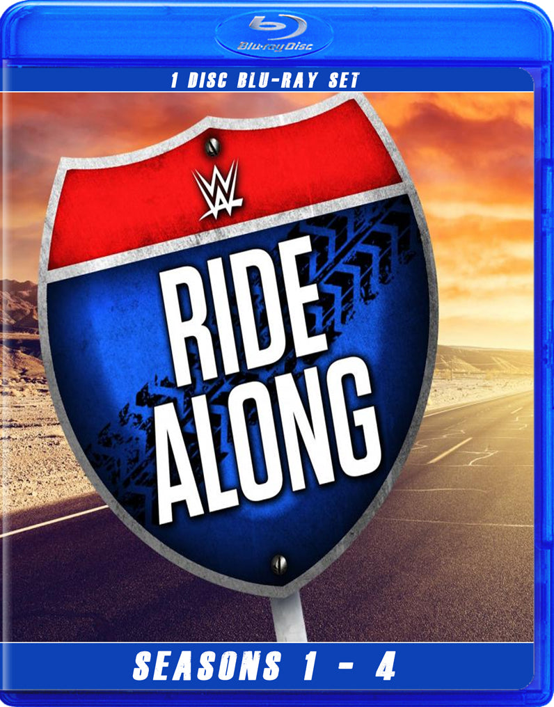 WWE Ride Along - Seasons 1-4