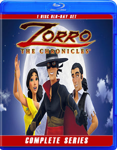 Zorro: The Chronicles