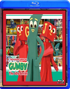 Adventures of Gumby, The - The 60s Series