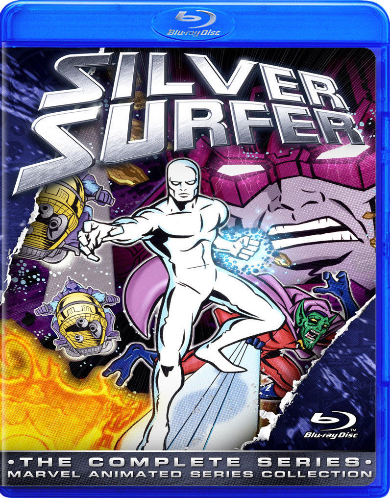 Silver Surfer: The Animated Series