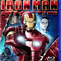 Iron Man ~ Anime