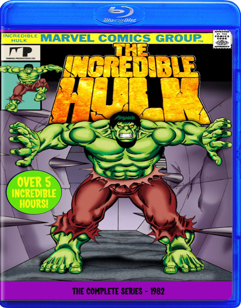 incredible hulk 1982 cartoon episodes