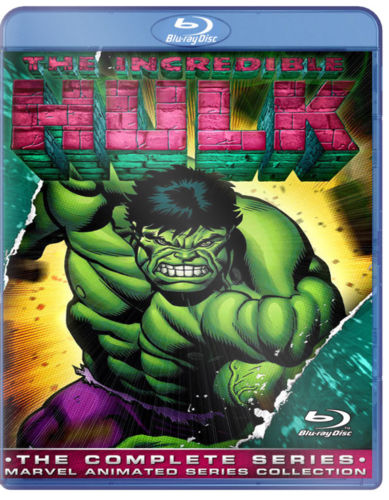 Incredible Hulk '90s, The (1080p)