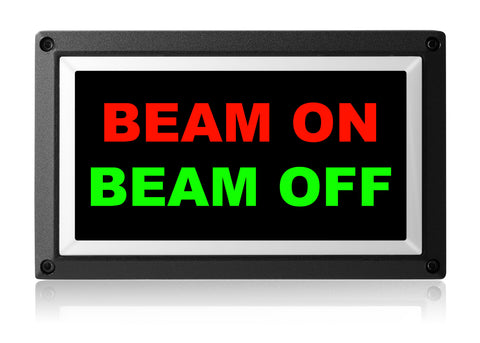 BEAM ON-OFF LIGHT from Rekall Dynamics