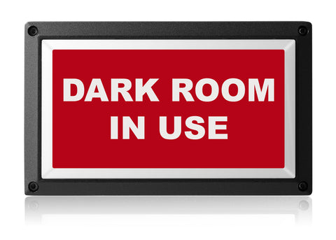 DARK ROOM IN-USE LIGHT from Rekall Dynamics