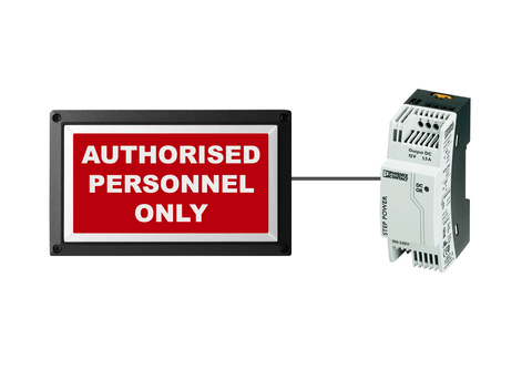 DIN Rail Modular Power Supply from Rekall Dynamics