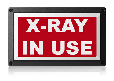 X-RAY IN-USE LIGHT from Rekall Dynamics