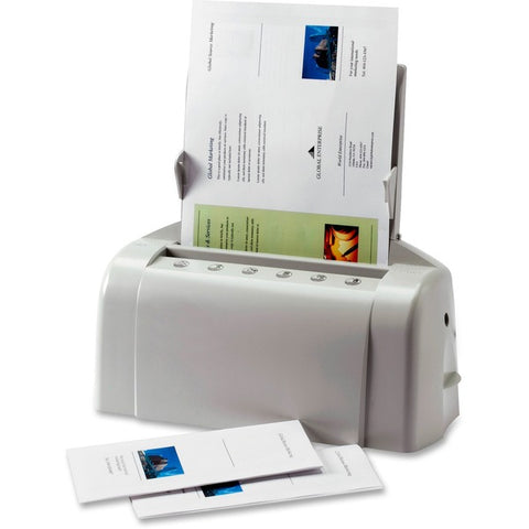 Sparco Products Tabletop Letter Folding Machine