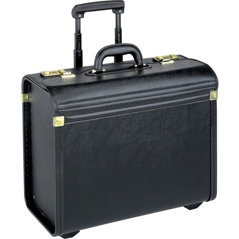Lorell Oversized Rolling Catalog Case