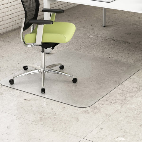 Deflecto Corporation EnvironMat Hard Floor Recycled Chairmat