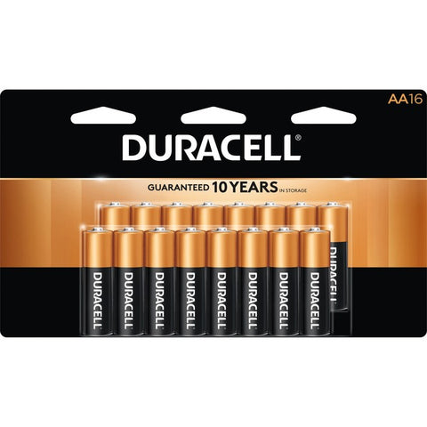 Duracell Inc. Coppertop Alkaline AA Battery - MN1500