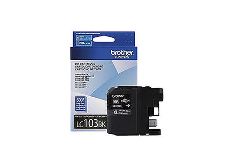Brother MFC-J4310DW 4410DW 4510DW 4610DW 4710DW 6520DW 6720DW 6920DW High Yield Black Ink Cartridge (600 Yield)