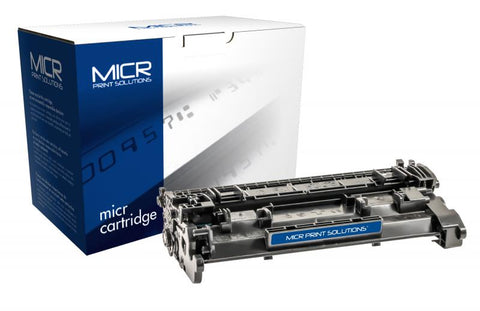 MICR Print Solutions Genuine-New MICR Toner Cartridge for HP CF226A (HP 26A)