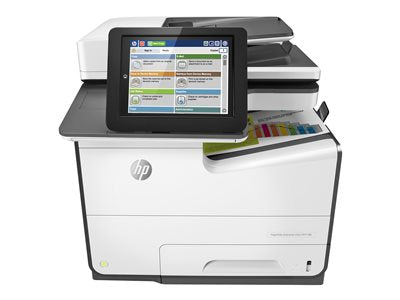 HP PageWide Managed Color Flow MFP E58650z - multifunction printer (color)