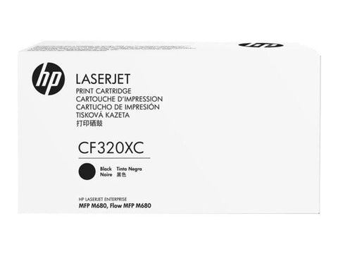 HP CF320XC Monochrome 21,000 Yield Contracted Toner