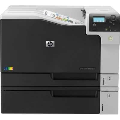 HP LaserJet Enterprise M750dn Color Laser Printer